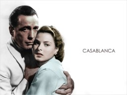 Casablanca Wallpaper