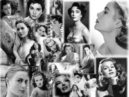 Classic Hollywood Actresses Wallpaper